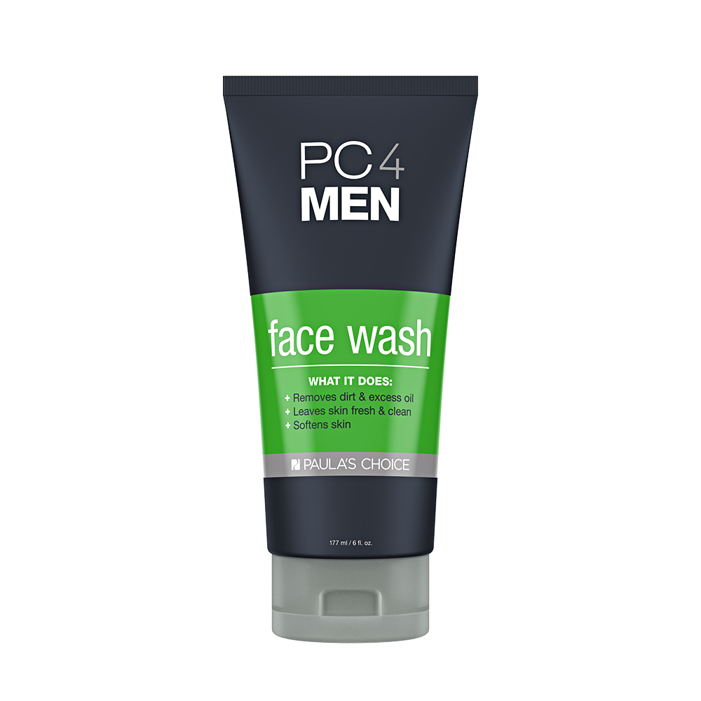 PC4Men Face Wash