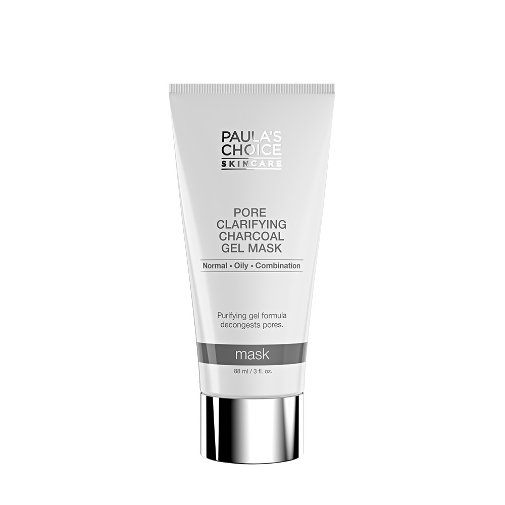 Pore Clarifying Charcoal Gel Mask